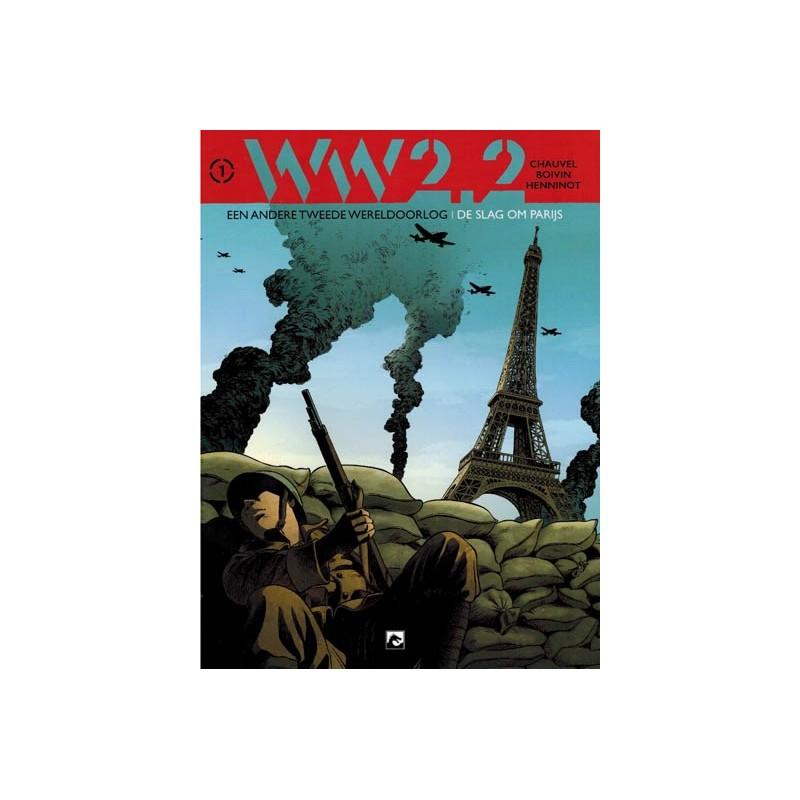 WW2.2  Een andere Tweede Wereldoorlog   set deel 1 t/m 7