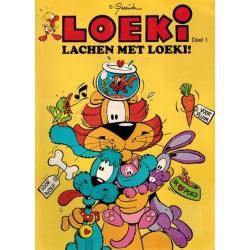 Loeki de Leeuw 01% Lachen met Loeki 1e druk 1992