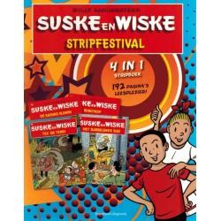 Suske & Wiske Stripfestival 1e druk 2013 (naar Willy Vandersteen)