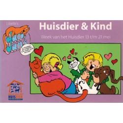 Jan, Jans en de kinderen reclame-album Huisdier & kind 1e druk 2006