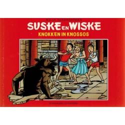 Suske & Wiske reclame-album Knokken in Knokkos 1e druk 2001