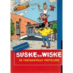 Suske & Wiske De fantasievolle vertellers 1e druk 2019 Jubileumtentoonstellingscatalogus