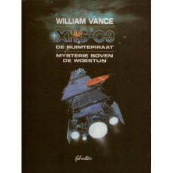 Vance XHG-C3 HC De ruimtepiraat & Mysterie boven woestijn
