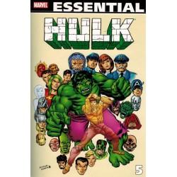 Essential Hulk vol. 5 Incredible Hulk 171-200 & Annual 5 first printing 2008