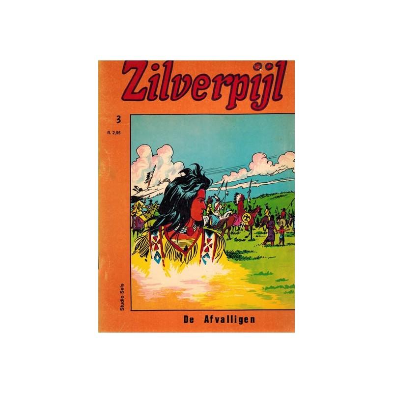 Zilverpijl 03 De afvalligen 1e druk 1976