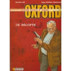 Zeven kogels voor Oxford 01<br>De belofte