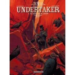 Undertaker 02 De dans van de gieren 1e druk 2015