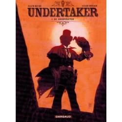 Undertaker 01 De goudvreter 1e druk 2015