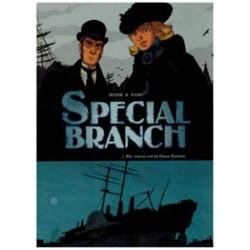 Special branch set deel 1 t/m 3 HC