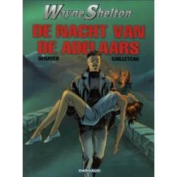 Wayne Shelton 08 De nacht van de adelaars 1e druk 2009