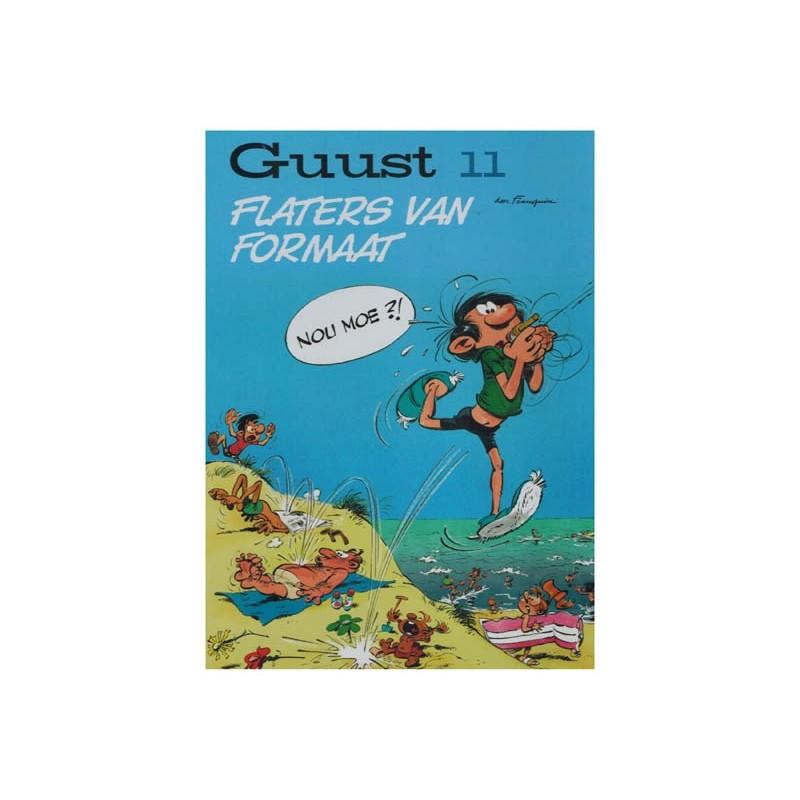 Guust Flater    Chronologisch 11 HC Flaters van formaat [gags 549-578]