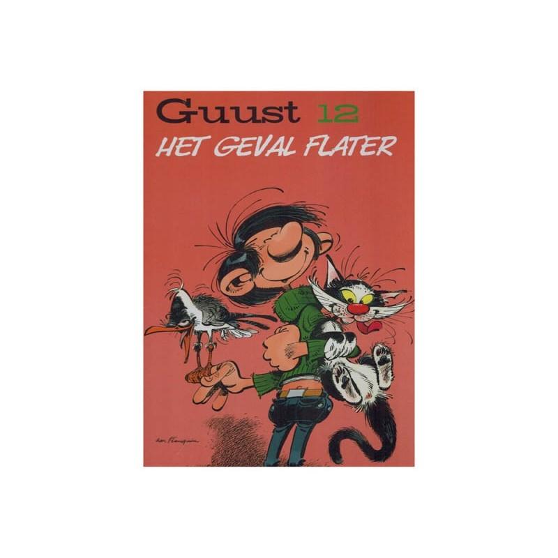 Guust Flater    Chronologisch 12 HC Het geval Flater [gags 579-607]