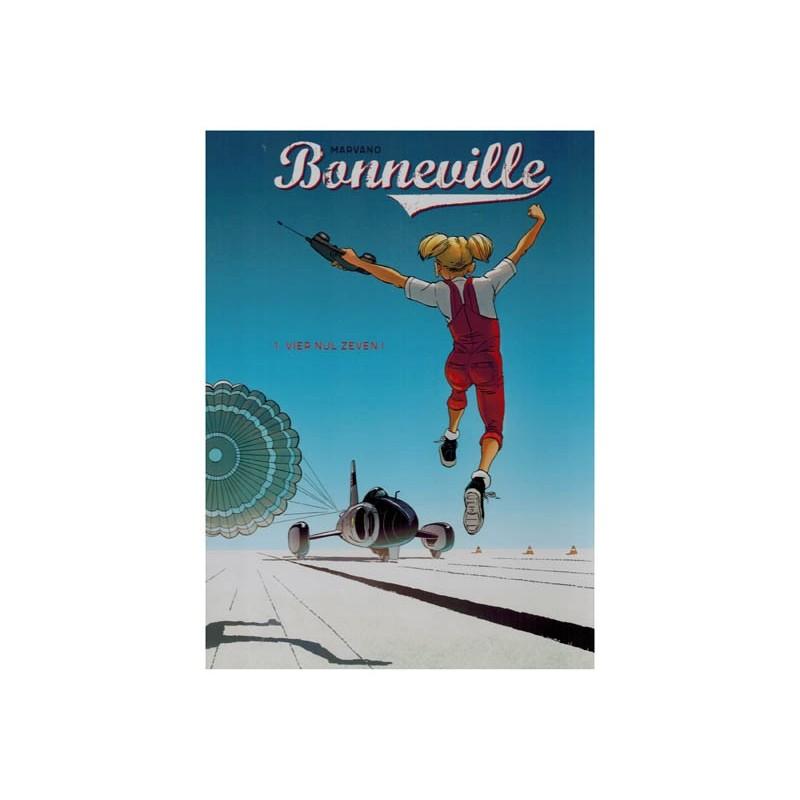 Bonneville HC 01 Vier nul zeven!