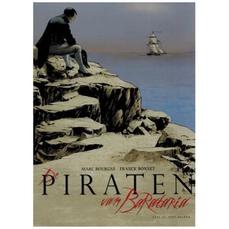 Piraten van Barataria  11 Sint-Helena