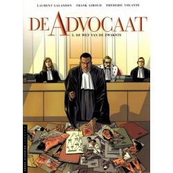 Advocaat 03 De wet van de zwaktse