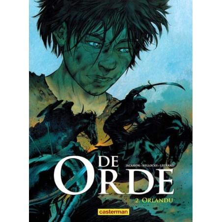 Orde 02 Orlandu (naar Willocks)