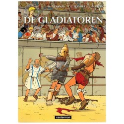 Alex  Reizen De gladiatoren (naar Jacques Martin)