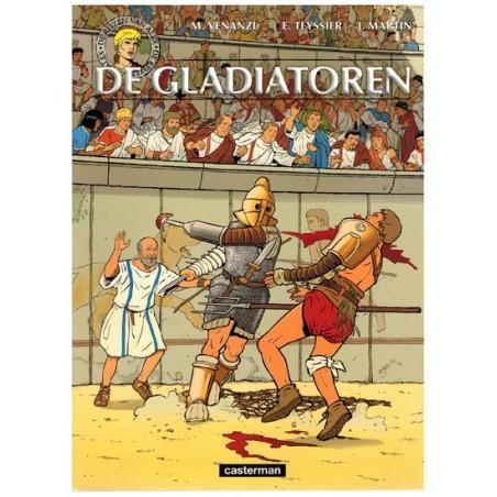 Alex  Reizen van Alex De gladiatoren (naar Jacques Martin)