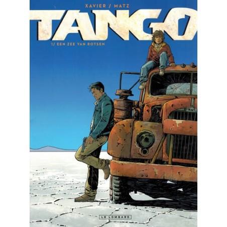Tango 01 Een zee van rotsen