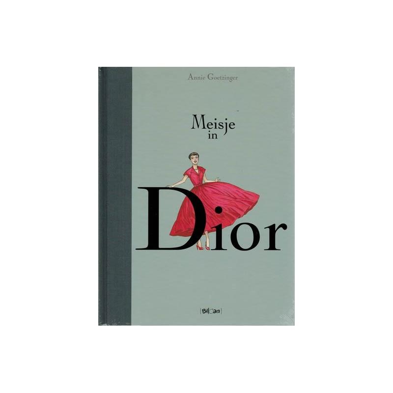 Goetzinger  strips HC Meisje in Dior