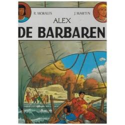 Alex Luxe HC De barbaren 1e druk 1998