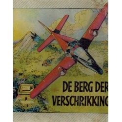 Oscar en Isidoor HC % De berg der verschrikking 1 e druk 1962