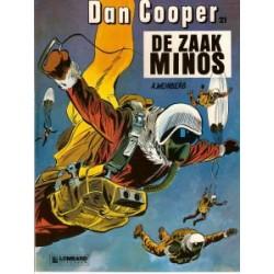 Dan Cooper 21% De zaak Minos herdruk Lombard