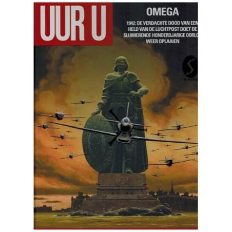 Uur U 11 HC Omega 1942 De verdachte dood van een held van de luchtpost doet de...