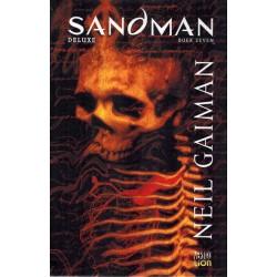 Sandman NL 07 Luxe HC Kortstondige levens