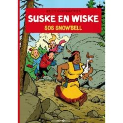 Suske & Wiske   343 SOS Snowbell