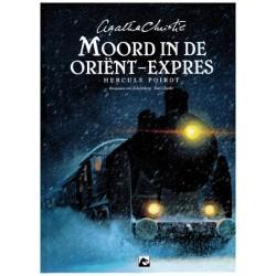 Agatha Christie  HC 01 Moord in de Orient-Express (Hercule Poirot)