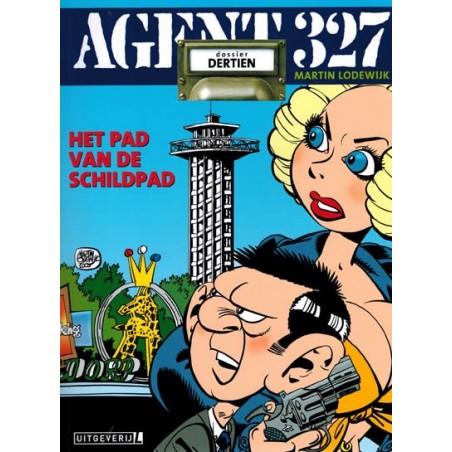 Agent 327  13 Het pad van de schildpad
