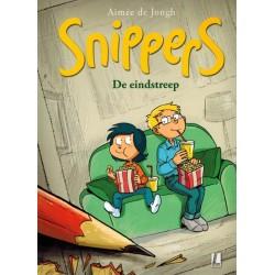 Snippers 09 De eindstreep