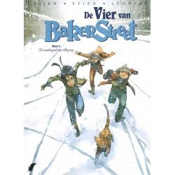 Vier van Bakerstreet 03 De nachtegaal van Stepney