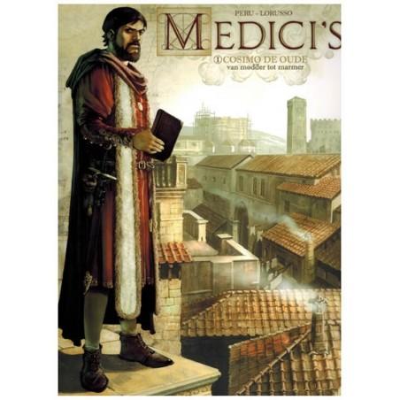 Medici's 01 Cosimo de oude Van modder tot marmer 1389-1464
