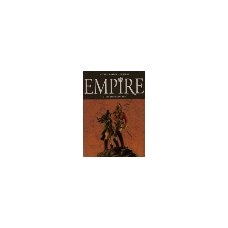 Empire 01 - De spookgeneraal HC