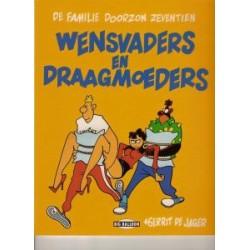 Familie Doorzon<br>17 Wensvaders en draagmoeders<br>1e druk