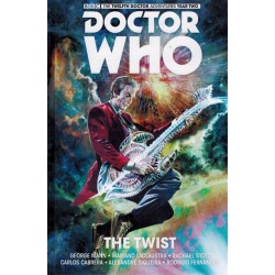 Doctor Who 12th Doctor 05 HC The twist