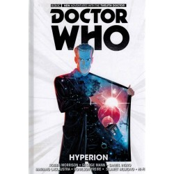 Doctor Who 12th Doctor 03 HC Hyperion
