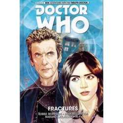 Doctor Who 12th Doctor 02 HC Fractures