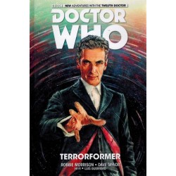 Doctor Who 12th Doctor 01 HC Terrorformer