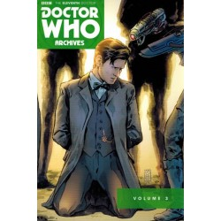 Doctor Who 11th Doctor Archives 03