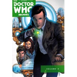 Doctor Who 11th Doctor Archives 02