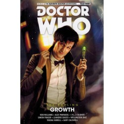 Doctor Who 11th Doctor 07 HC The sapling growth