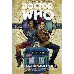 Doctor Who 11th Doctor 06 HC The malignant truth