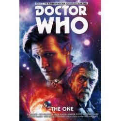 Doctor Who 11th Doctor 05 HC The one