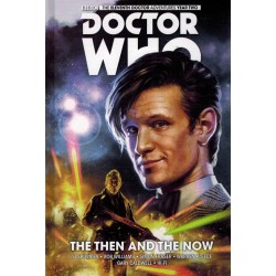 Doctor Who 11th Doctor 04 HC The then and the now