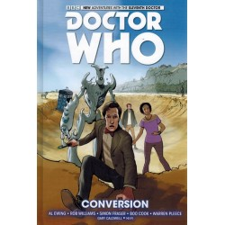 Doctor Who 11th Doctor 03 HC Conversion