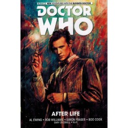 Doctor Who 11th Doctor 01 HC After life