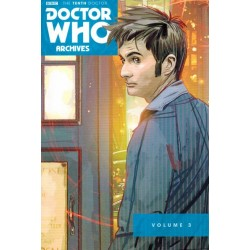 Doctor Who 10th Doctor Archives 03